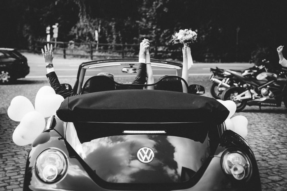 Hochzeit von Coco und Dominik in Kamen