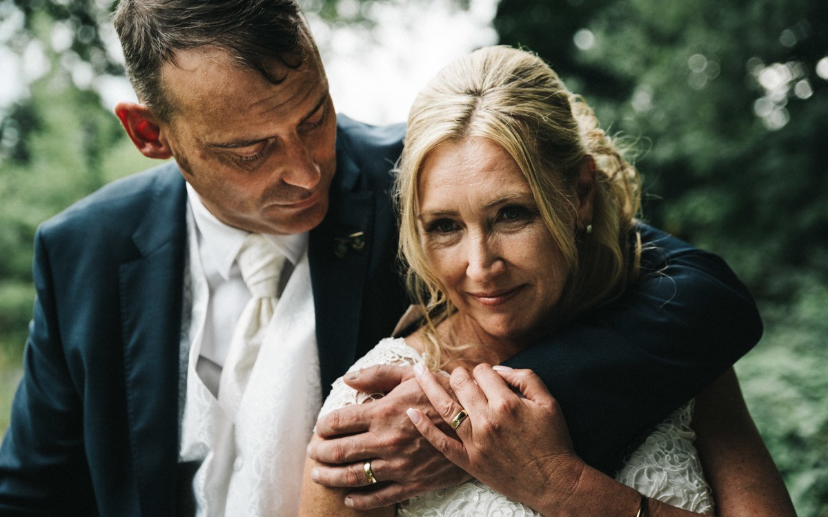 Hochzeit von Andrea und Colin in Dülmen