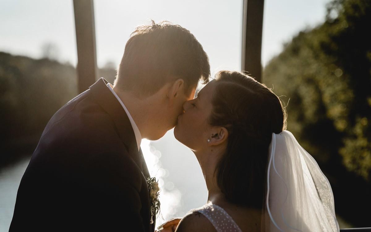 Hochzeit von Christina und Benedikt in Oberhausen | Hochzeitsfotograf Oberhausen