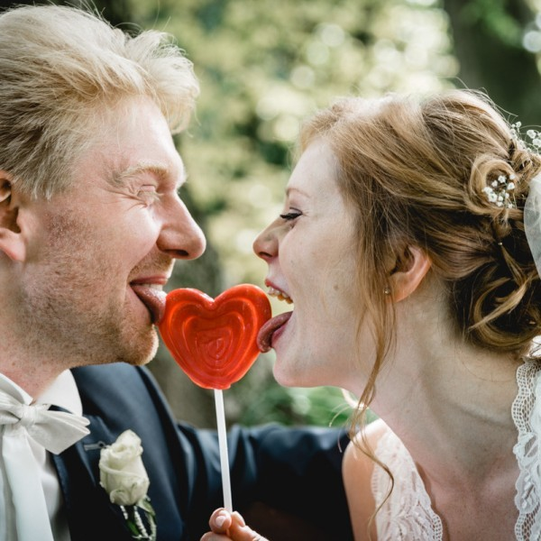 Hochzeit von Birte und Ivo in Wuppertal