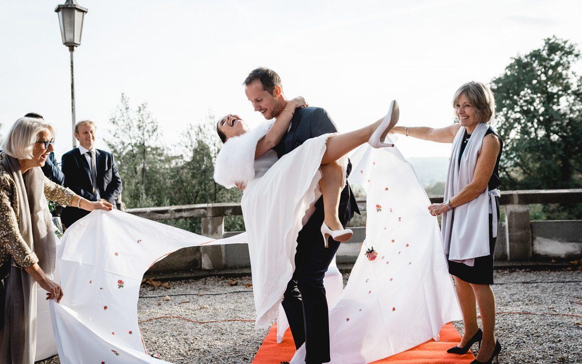 Hochzeit von Ann-Sophie & Tillmann | Hochzeitsfotograf Essen